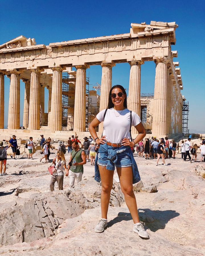 Traveling to Greece: Athens, Santorini, and Mykonos