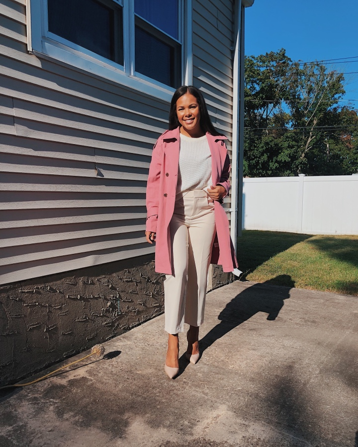 How To Style Pink ForFall