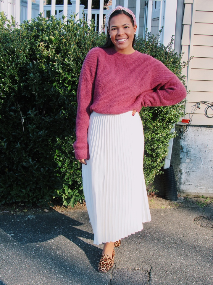 How To Style One Skirt, Four Ways
