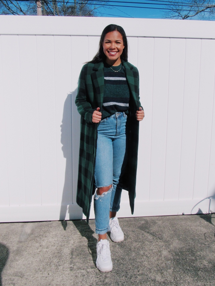 How to Make St. Patrick's Day Look Chic: OOTD