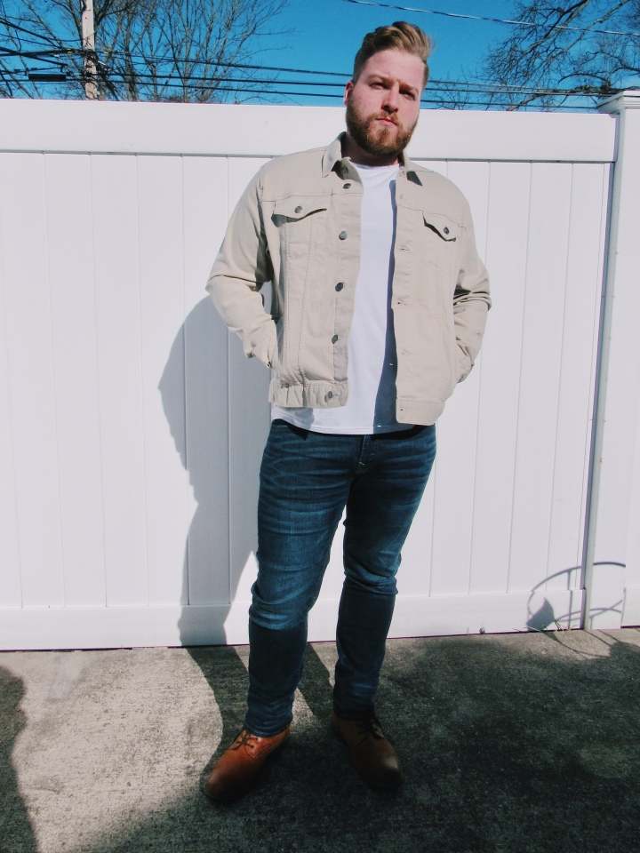 How I Styled My Boyfriend For Spring