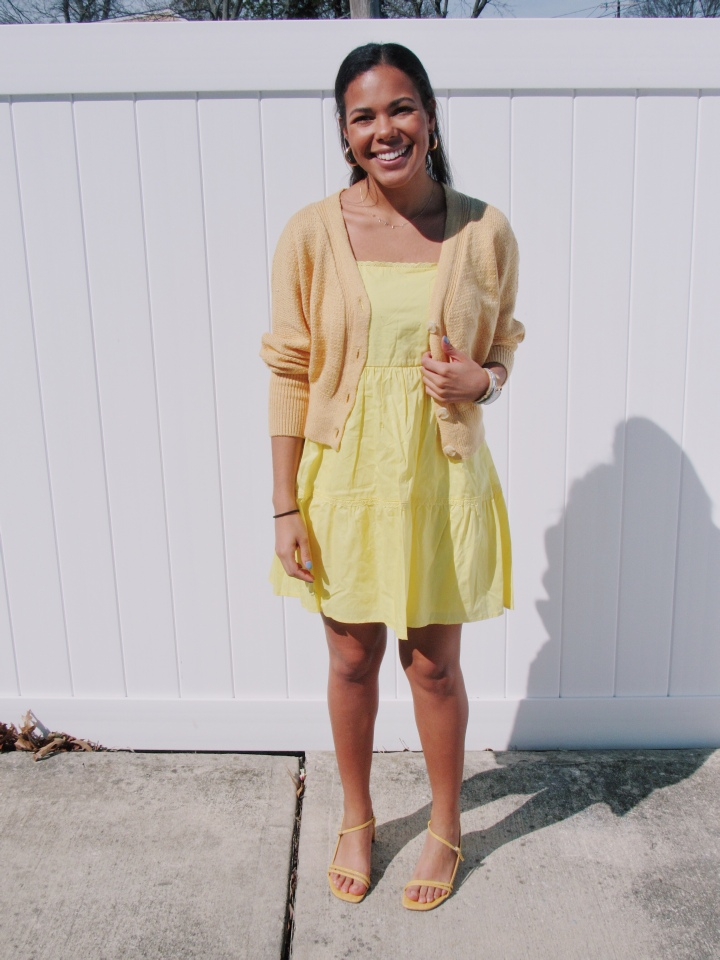 Seven Affordable and Casual Dresses forSpring