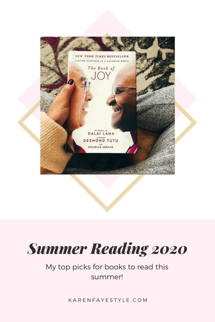 What's on My Summer ReadingList