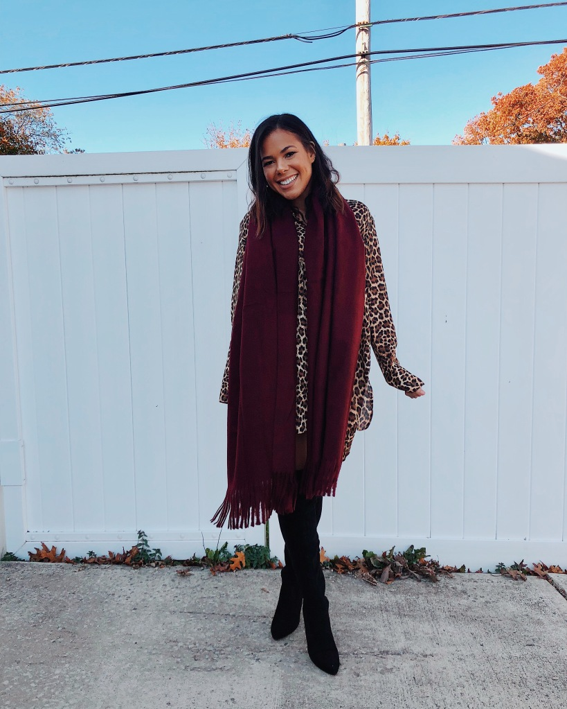 Karen Faye Style - Easy & Affordable Thanksgiving Outfit Ideas