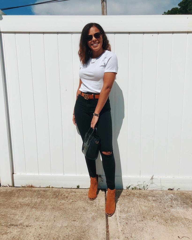 Karen Faye Style - Fall Capsule Wardrobe 10x10