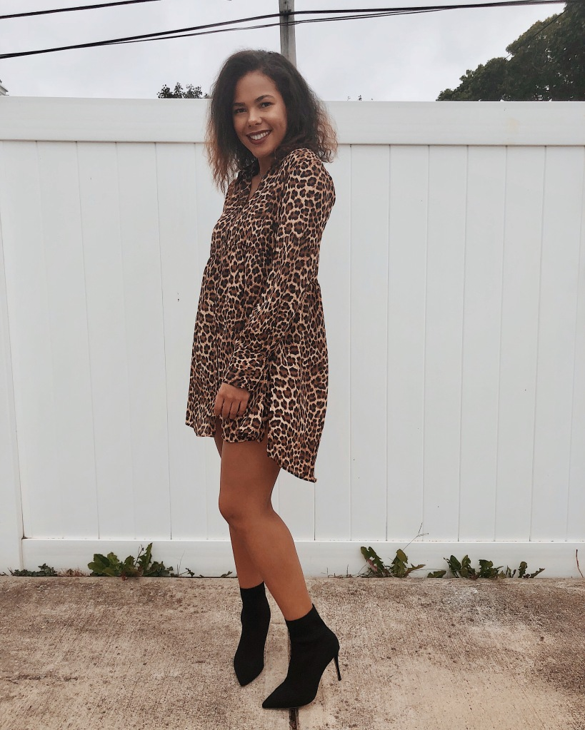 Karen Faye Style - Fall Trend I love: Styling Animal Print